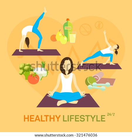 healthy lifestyle choices Six unhealthy lifestyle choices caused by stress while a direct link between stress and heart disease has not been determined, people who are stressed on a daily basis often act in ways that increase their risk for developing heart disease.