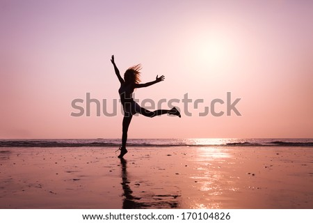 healthy lifestyle concept - stock photo