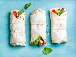Wraps in Stock