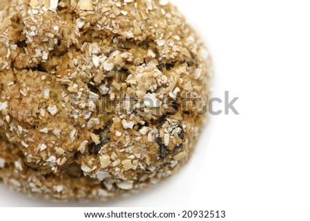 Healthy whole grain bread, close-up. Shallow DOF. - stock photo
