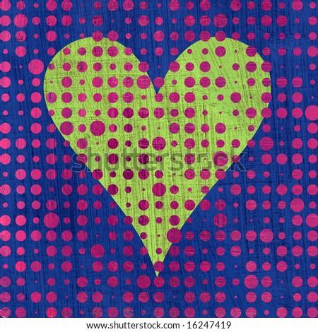 Dotty Love Graphic Design