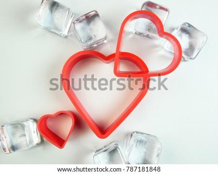 Heart Symbol Meaning Love Media Valentine Stock Photo Royalty Free