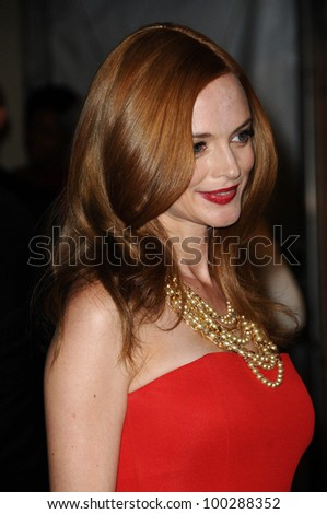 Heather Graham at the  2nd Annual Academy Governors Awards, Kodak Theater, Hollywood, CA.  11-14-10