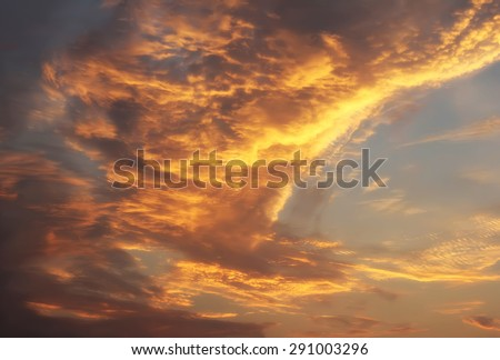Heaven - stock photo