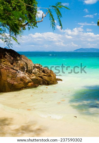 Heaven On Earth From Inside  - stock photo