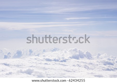 heavenly sky background