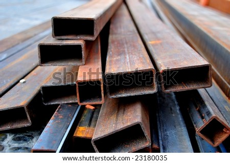Heavy Metal - stock photo