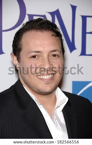 Hector Luis Bustamante at PENELOPE Premiere, DGA Director's Guild of America Theatre, Los Angeles, CA, February 20, 2008