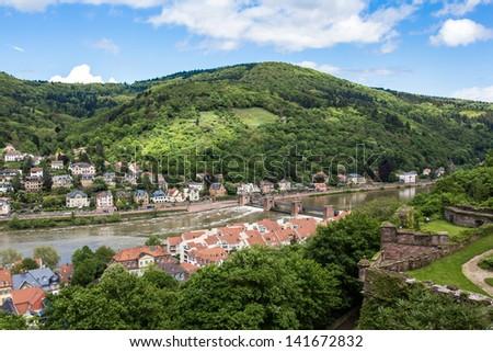 Heidelberg, Germany - stock photo