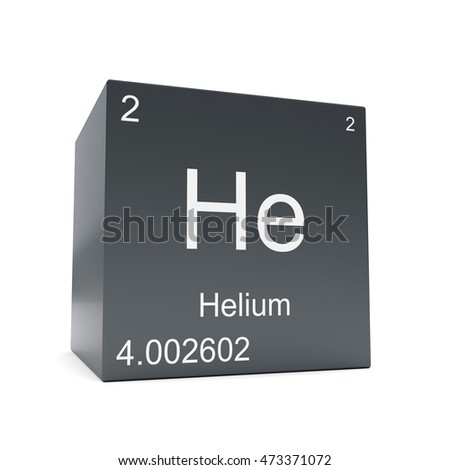 Helium chemical element symbol periodic table stock illustration helium chemical element symbol from the periodic table displayed on black cube 3d render urtaz Gallery
