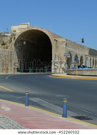 Heraklion City, Venetian Arsenals / Shipyards