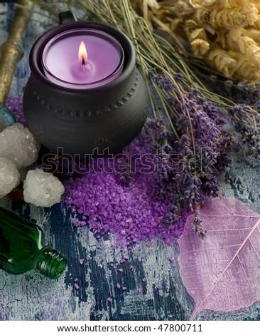 Herbs - stock photo
