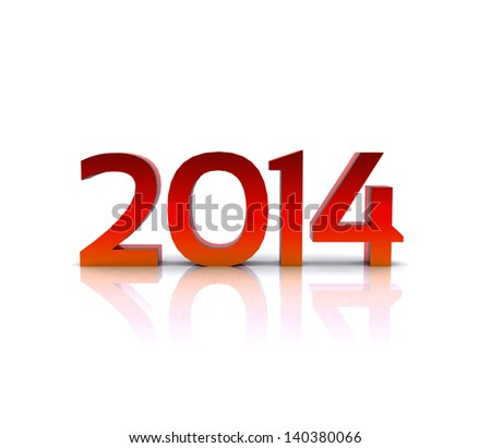 Here comes the new year ... 2014