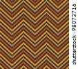 Herringbone Tweed pattern in earth tones repeats seamlessly. - stock photo