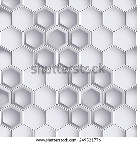 Hexagon design background. Abstract geometric background for web design.