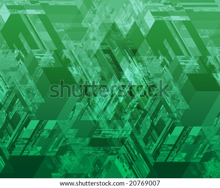 Hi tech pattern abstract wallpaper background design - stock photo