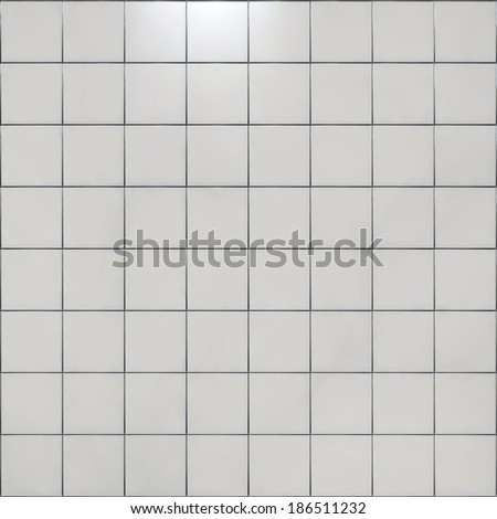 high definition white tiles texture  - stock photo