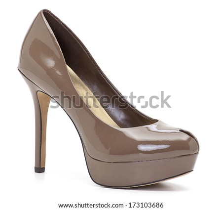 high hell shoes - stock photo