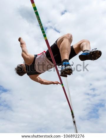 High Jump Essay