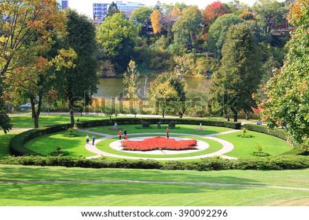 High Park, Toronto - stock photo