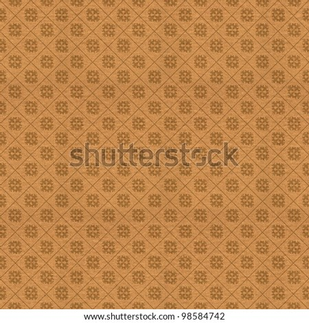 High resolution brown textured pattern - stock photo