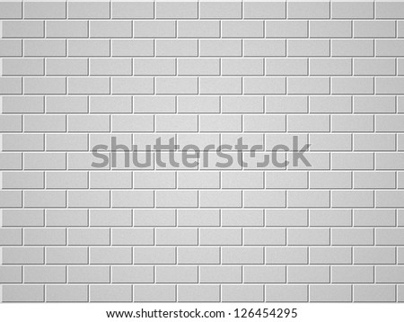 High Resolution Concept Or Conceptual White Brick Wall Texture Background As A Metaphor To Construction