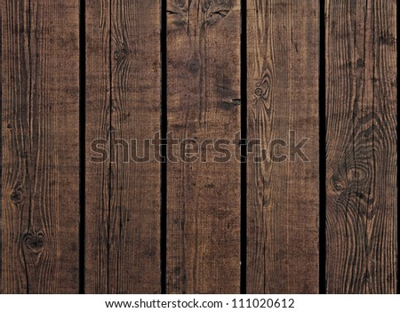 High resolution wood wall backgrounds - stock photo