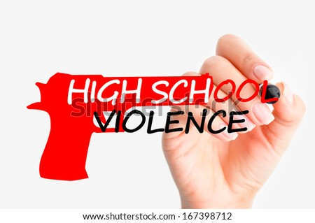 An introduction to the issue of violence in school systems