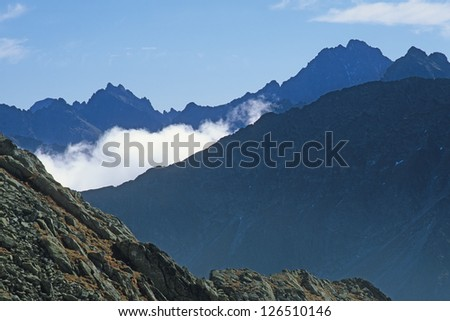 High Tatra Mountains, Western Carpathians, Poland
