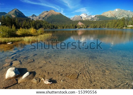 High Tatras - Mountains in Slovakia