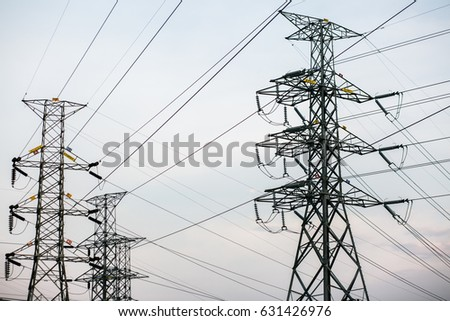 High voltage power