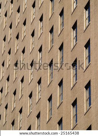 Highrise Condominium - stock photo