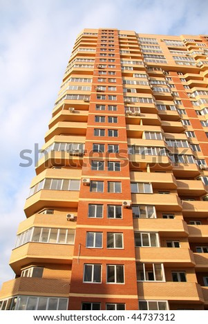 Highrise Condominium, (look similar images in my portfolio)