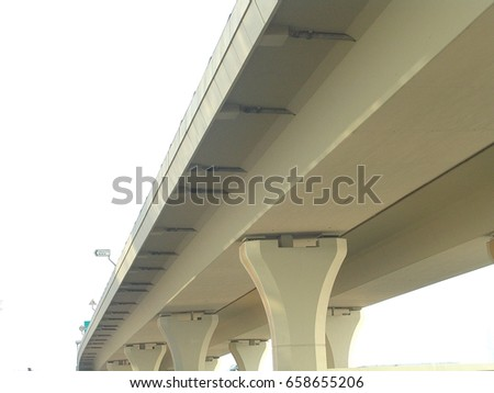Highway bridge