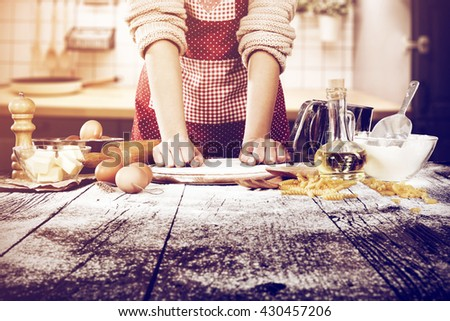 hipster photo of decoration of woman and hands