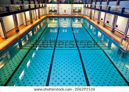 Olympic Size Pool Stock Images Royalty Free Images