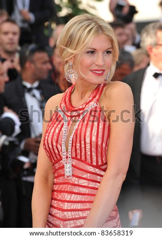 "Hofit Golan at the premiere of ""Tournee"" (""On Tour"") at the 63rd Festival de Cannes. May 13, 2010  Cannes, France Picture: Paul Smith / Featureflash"