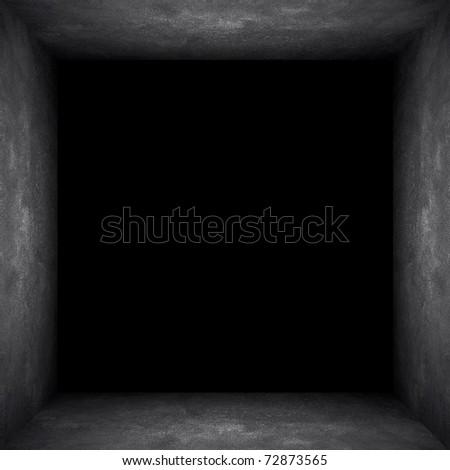 hole - stock photo