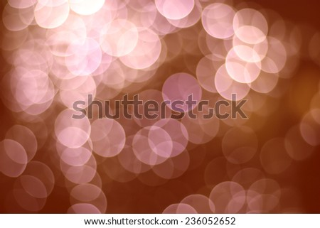 Holiday bokeh light. Abstract Christmas background