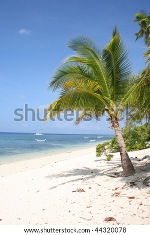holiday can be so nice - stock photo