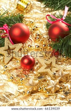 Holiday decoration - stock photo
