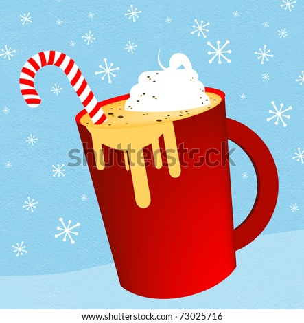 Egg nog Stock Photos, Images, & Pictures | Shutterstock