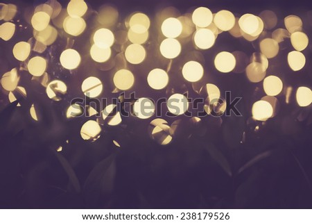 Holiday festive bokeh. Celebration Abstract background - stock photo
