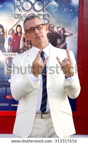 HOLLYWOOD, CA - JUNE 08, 2012: Adam Shankman at the Los Angeles premiere of 'Rock of Ages' held at the Grauman's Chinese Theatre in Hollywood, USA on June 8, 2012.