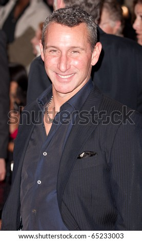 HOLLYWOOD, CA - NOVEMBER 15: Choreographer and tv personality Adam Shankman ariving to the premiere of the movie Burlesque at the Grauman's Chinese Theater, on November 15, 2010 in Los Angeles, CA