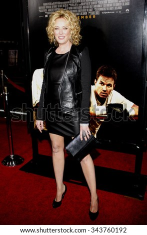 "HOLLYWOOD, CALIFORNIA - December 6, 2010. Virginia Madsen at the Los Angeles premiere of ""The Fighter"" held at the Grauman's Chinese Theater, Los Angeles."