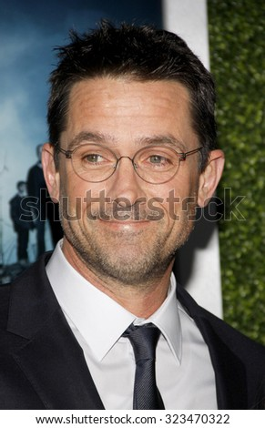 HOLLYWOOD, CALIFORNIA - March 26, 2012. Billy Campbell at the Los Angeles Season 2 premiere of AMC's 'The Killing' held at the ArcLight Cinemas in Hollywood. - stock photo