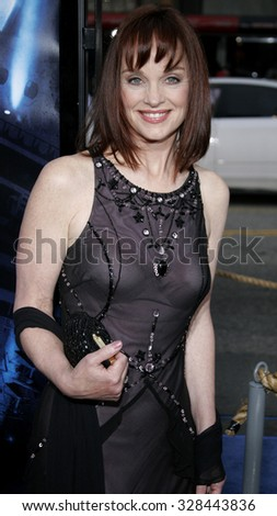 "HOLLYWOOD, CALIFORNIA. May 10, 2006. Pamela Sue Martin at the Los Angeles Premiere of ""Poseidon"" held at the Grauman's Chinese Theater in Hollywood, California United States."