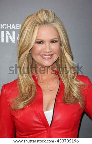 Hollywood, California, USA; April 22, 2013; Nancy O'Dell arrives to the premiere of Pain & Gain in Hollywood, California.