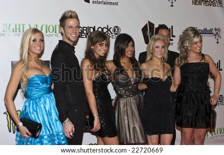 Real World Hollywood Cast